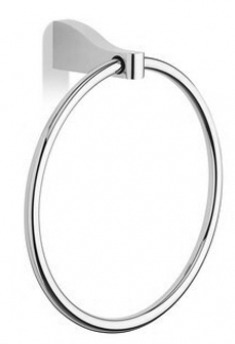IBB Milano Towel Ring - ML07CRO/CRO