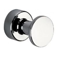 Sonia Tecno Project Robe Hook Chrome 116881