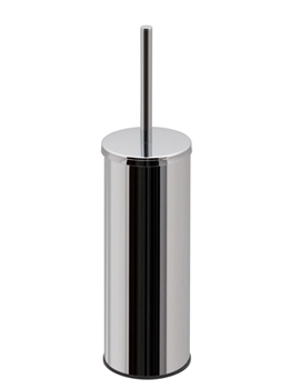 Vado Infinity Toilet Brush And Holder - INF-188-C/P