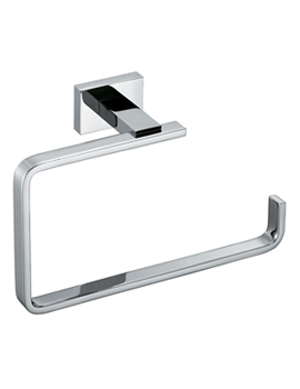 Vado Level Towel Ring - LEV-181-C/P
